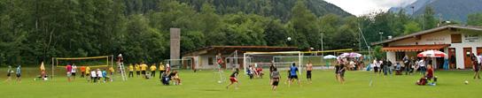 Volleyball Betriebsmeisterschaft 2009