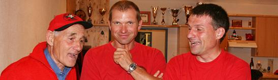 Im Gedenken an Paul Huber und Bruno Kumpusch