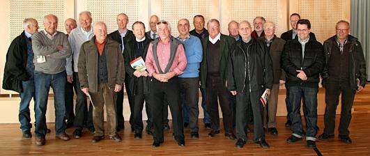Treffen der Altbürgermeister in Mils bei Imst