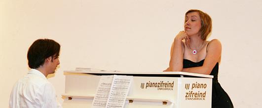 Sängerin Gudrun Moser aus Mils bei Imst