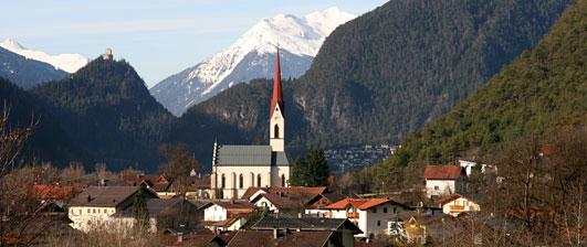 Pfarrkirche zum Hl. Sebastian in Mils bei Imst