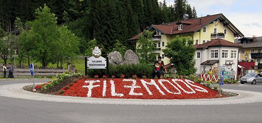 Musikkapelle Mils bei Imst zu Besuch in Filzmoos