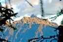 Sonnenaufgang, Bergwerkskopf
