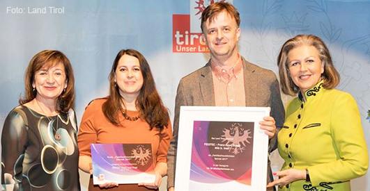 Familienfreundlichster Betrieb Tirols 2017, Mils bei Imst
